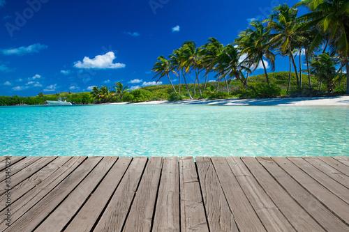 Foto Murales beach