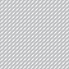 Modern seamless geometric pattern dots in line. Repeating
