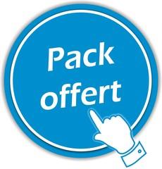 bouton pack offert