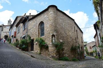 Cordes-sur-Ciel, Tarn, région Midi-Pyrénnées