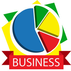 pie chart for business