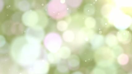Pastell Partikel Zoom