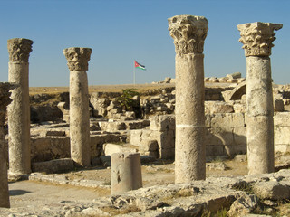アンマン城跡