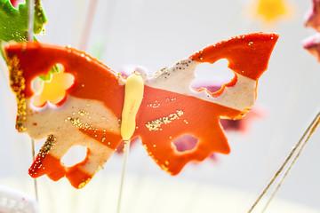 Sugar Butterflies
