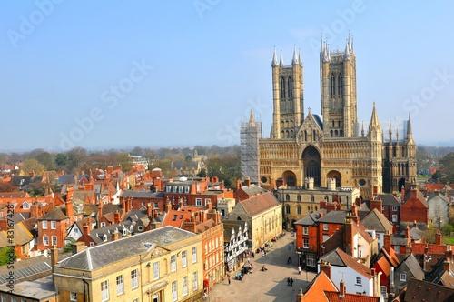 Lincoln, UK Плакат