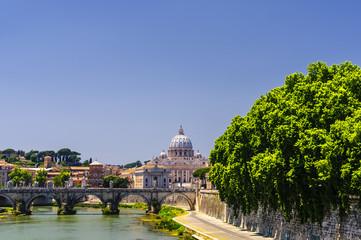 Tiber/Vatikan
