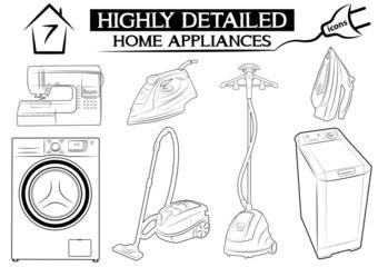 home appliances lines
