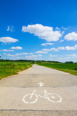 Bike Way Lake Neusiedl