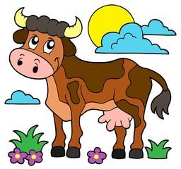 Cow theme image 1