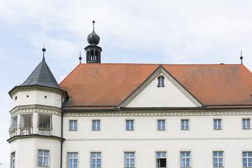 Hartheim castle in Austria