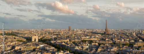Panel Szklany Tout Paris