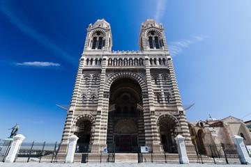 Byzantine Cathedrale La Major in Marseille