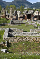 Archaeological site of Amiternum
