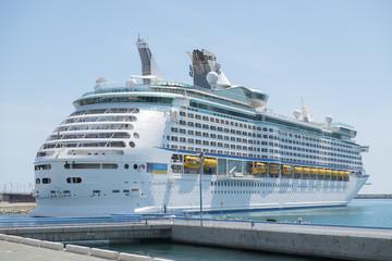 Crucero en Malaga.