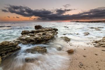 Últimas luces en el Cabo de Trafalgar