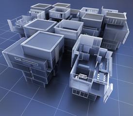 Technical construction