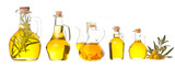 Extra virgin olive oils isolated - 83183613