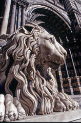 Liguria,Genova,Cattedrale di San Lorenzo.