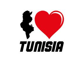 I love tunesia