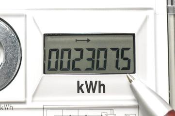 Stromzähler - Digital