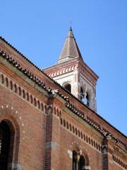 campanile chiesa di San Pietro martire - Monza