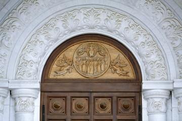 Храм в честь великомученика Георгия Победоносца