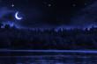 quiet summer night