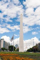 Obelisco (Obelisk), Buenos Aires Argentinien