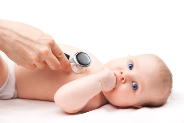 Infant check-up