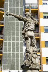 Rodrigo de Triana, discovery of America