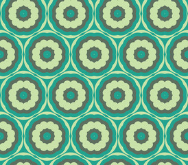 Mosaic Geometric background