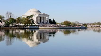 Jefferson Memorial Cherry Blossom Festival