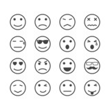 human emotion icons