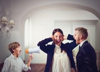 Family quarrels
