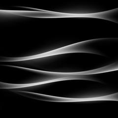 Bright glow white lines modern background