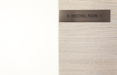 Meeting Room Title