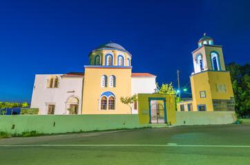 Architectural detail in Kos, Greece