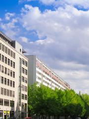ベルリンの建物