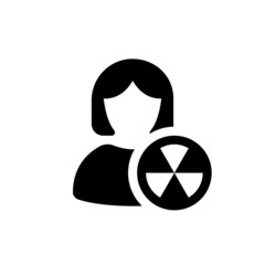 Radioactive Person