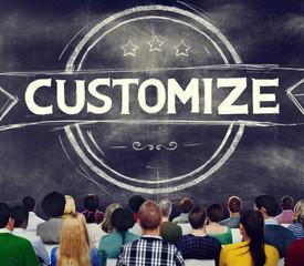 Customize Customer Innovation Process Create Concept