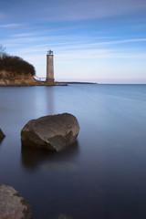 Leuchtturm Maltzien auf der Insel Rügen