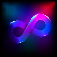 Light of infinity