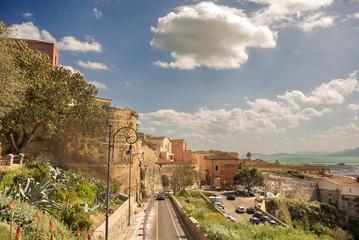Sardegna, belvedere di Cagliari
