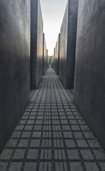 Memorial a los judíos de Europa asesinados