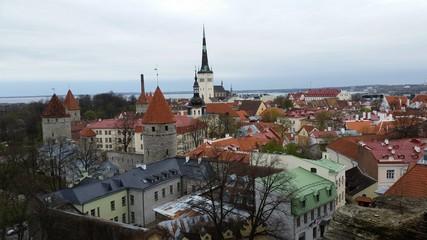 Old Tallinna city