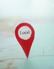 Map locator local