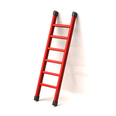 Red ladder to success