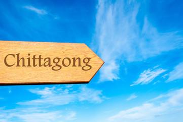 Destination Chittagong, Bangladesh