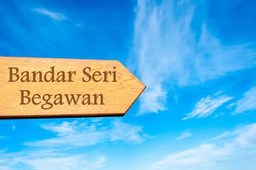 Destination Bandar Seri Begawan, Brunei Darussalam