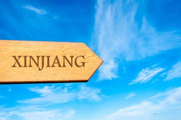 Destination XINJIANG, CHINA